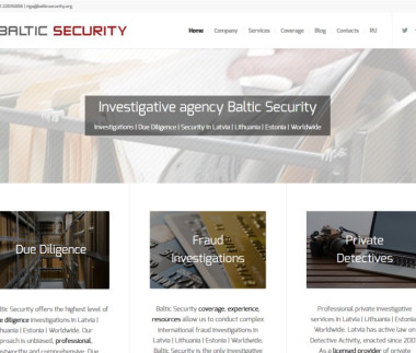 Baltic Securiy
