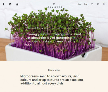 Heimgart Microgreens