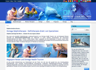 Dolphin Therapy Center in Marmaris