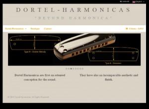 dortel-harmonicas.com