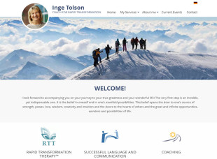 Inge Tolson – coach for rapid transformation