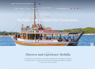 Medulin – m/b Zlatni Rat Excursions