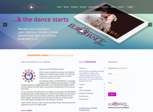 Dance school EURODANCE studios