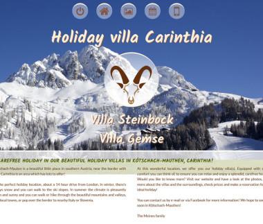 Holiday Villa Carinthia