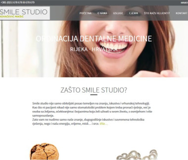 Smile Studio – Dental practice