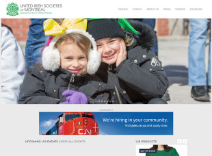 United Irish Societies of Montreal