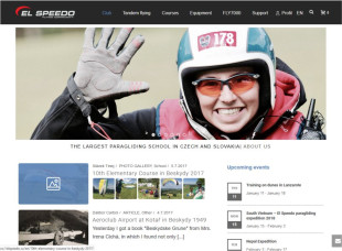 El Speedo — Paragliding Flying Community