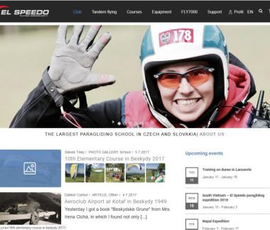 El Speedo — Paragliding Flying Community