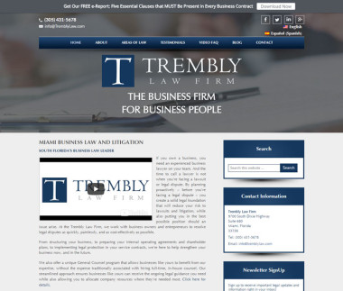 Trembly Law