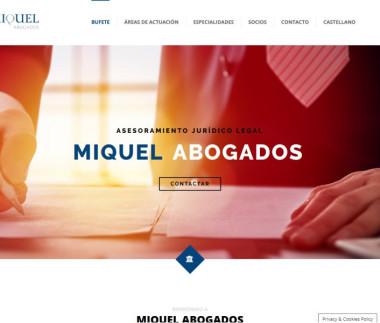Miquel Abogados (Lawyers company)