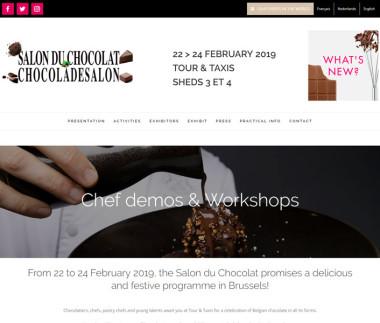 Salon du Chocolat de Bruxelles