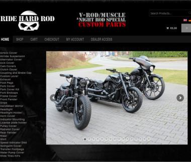 Ride Hard Rod