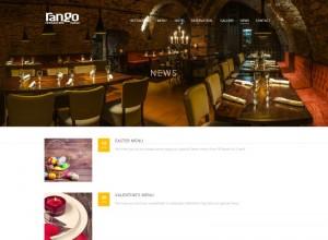 Luxury restaurant Rango