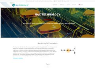 NAX TECHNOLOGY