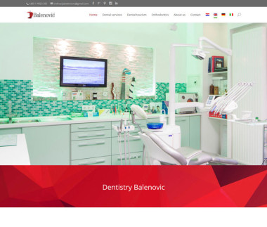 Dentistry Balenovic