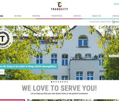 trendcity.de (Real Estate Agency)