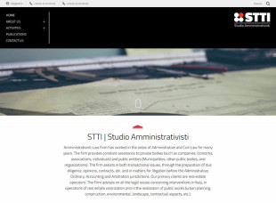 STTI Law firm based in Rome and Milan
