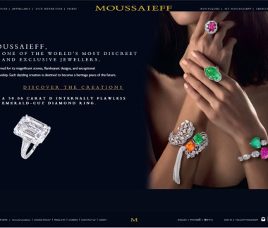 Mousssaieff Jewellers