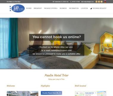 Hotel Paulin in Trier