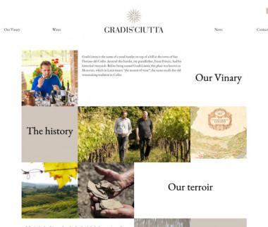 Winery Gradisciutta