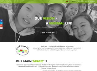 BAAN DOI – Home and Healing Center for Children