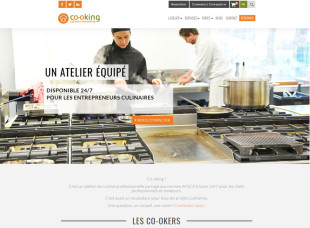 Co-oking – Culinary coworking