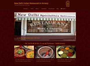 New Delhi Restaurant Annecy