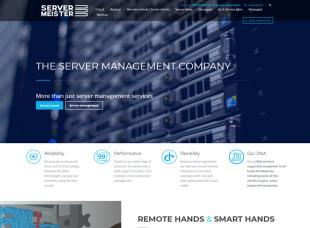ServerMeister Managed Hosting