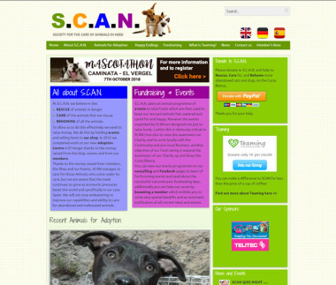 SCAN – Society for the Care of Animals in Need