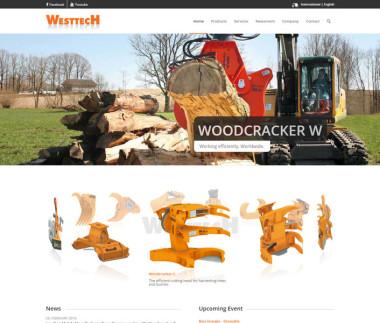 WESTTECH .:. Woodcracker | Forsttechnik und Landschaftspflege