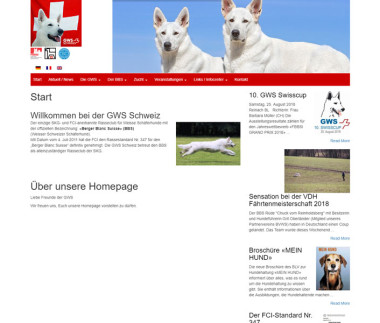 BBS Berger Blanc Suisse