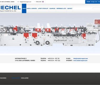 Riechel Export