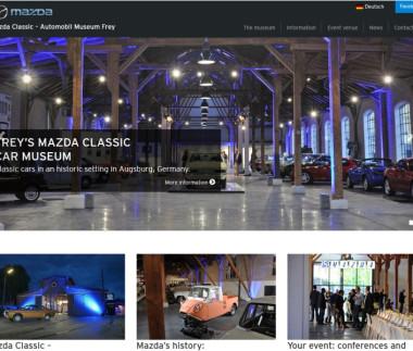 Mazda Classic Museum