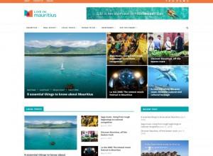 Live in Mauritius Blog
