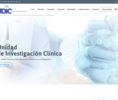 UDIC medical investigation