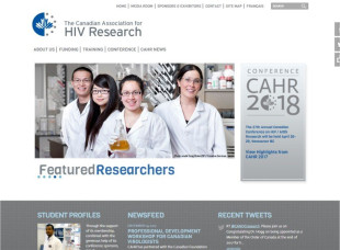 Canadian Association of HIV Research