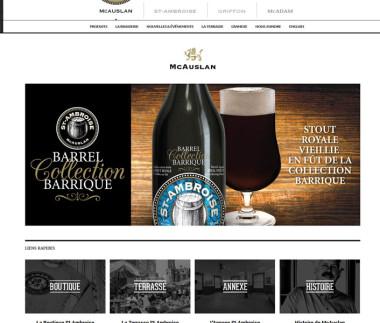 McAuslan Brewery