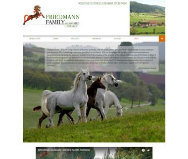 Friedmann Family Arabian Stud Lunzenhof
