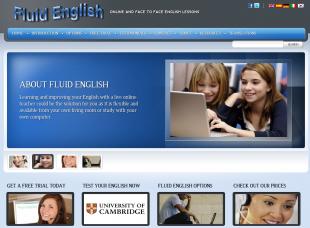 fluidenglish.com