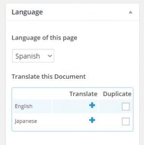 Duplicar contenido desde dentro del editor