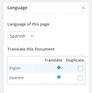 Duplicating content from within the editor