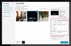 اختر 'الملفات المرفوعة إلى هذه الصفحة' (uploaded to this page) لاستعراض الصور التي تنتمي إلى المحتوى المترجم.