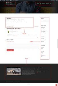 Sydney website example