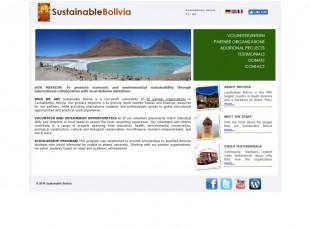 sustainablebolivia.org