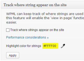 Make sure String Translation doesn't slow your site