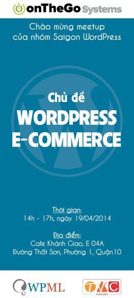 Popularizing WordPress E-Commerce in Vietnam