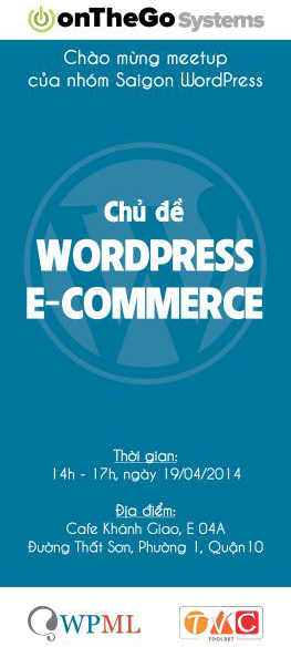 Popularizing WordPress E-Commerce in Vietnam