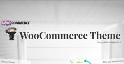 how to build themes for WooCommerce
