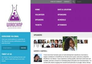 Denise will speak at WordCamp Boston