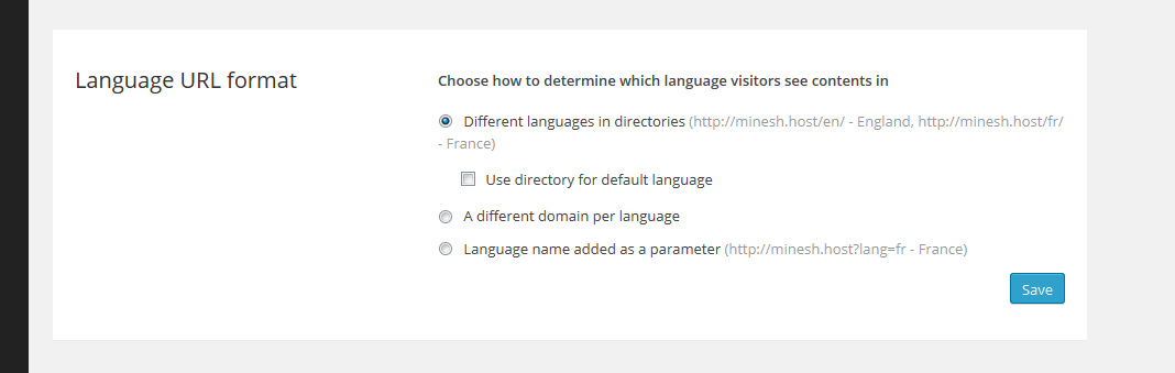 yoast seo plugin is placing all language versions in one sitemap wpml
